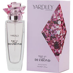 YARDLEY-YARDLEY ROYAL DIAMOND EAU DE TOILETTE SPRAY 50ML/1.7OZ