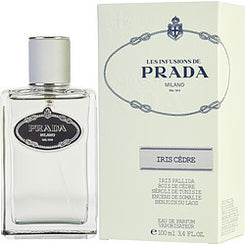 PRADA-INFUSION IRIS CEDRE EAU DE PARFUM SPRAY 100ML/3.4OZ