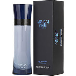 GIORGIO ARMANI-ARMANI CODE COLONIA EAU DE TOILETTE SPRAY 125ML/4.2OZ
