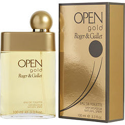 ROGER & GALLET-OPEN GOLD EAU DE TOILETTE SPRAY 100ML/3.3OZ