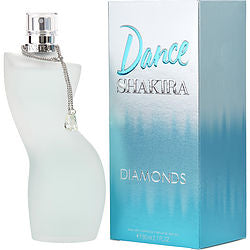 SHAKIRA-DANCE DIAMONDS EAU DE TOILETTE SPRAY 80ML/2.7OZ