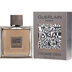 GUERLAIN-L'HOMME IDEAL EAU DE PARFUM SPRAY 100ML/3.3OZ