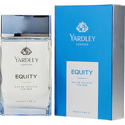 YARDLEY-EQUITY EAU DE TOILETTE SPRAY 100ML/3.4OZ