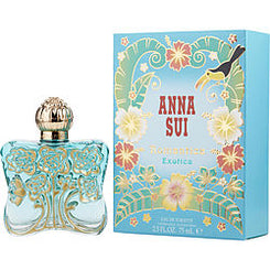 ANNA SUI-ROMANTICA EXOTICA EAU DE TOILETTE SPRAY 75ML/2.5OZ