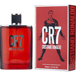 CRISTIANO RONALDO-CR7 EAU DE TOILETTE SPRAY 100ML/3.4OZ