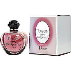 CHRISTIAN DIOR-POISON GIRL UNEXPECTED EAU DE TOILETTE SPRAY 100ML/3.4OZ