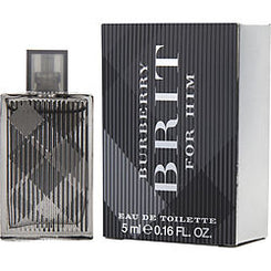 BURBERRY-BRIT EAU DE TOILETTE 5ML/.16OZ (NEW PACKAGING) MINI