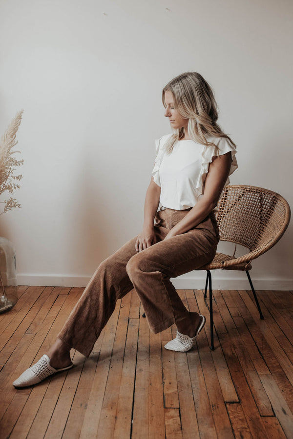 Women's Corduroy Pants