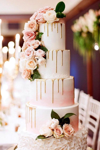 This Week's Theme- Wedding Cake Ideas