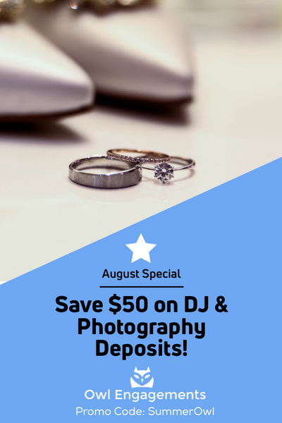 Getting Married? Save Money with Owl Engagements