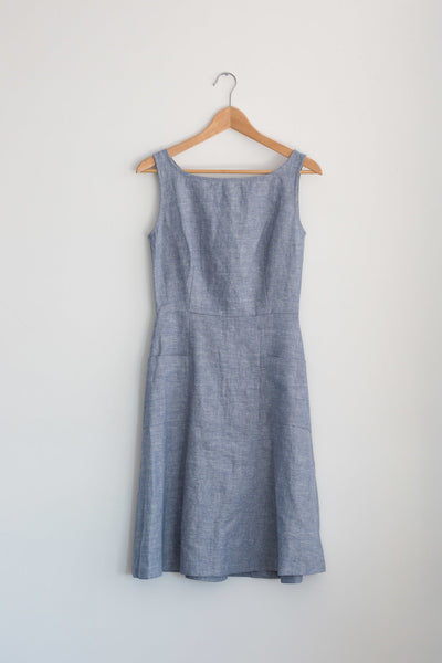 Suzy Who - Chambray Linen