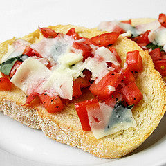 Easy Bruschetta With A Kick!