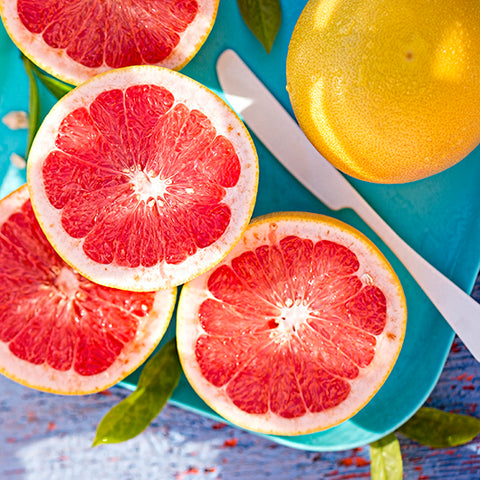Pink Grapefruit  White balsamic
