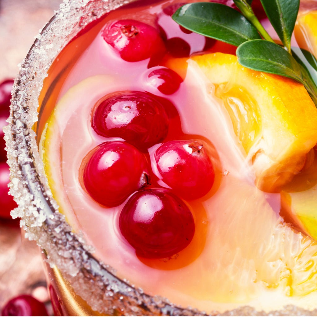 Cranberry Orange White Balsamic