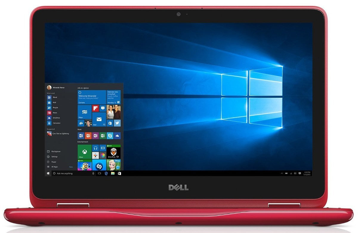 Dell Inspiron 11 32GB 2 in 1 Touch Screen-GRADE A