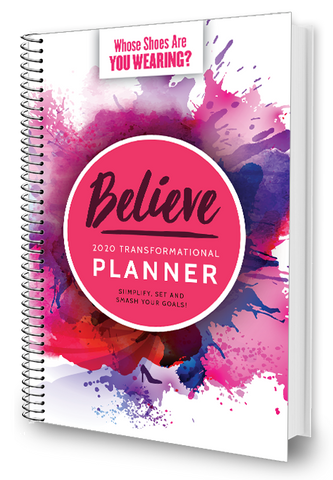 2020 Transformational Planner + PDF Download