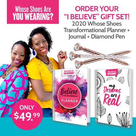 "2020 LIMITED TIME EXCLUSIVE OFFER: ""Believe"" Gift Set"