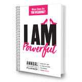Whose Shoes Transformational Bundle (1 signed book + 1 Annual Planner + 1 Diamond Pen)