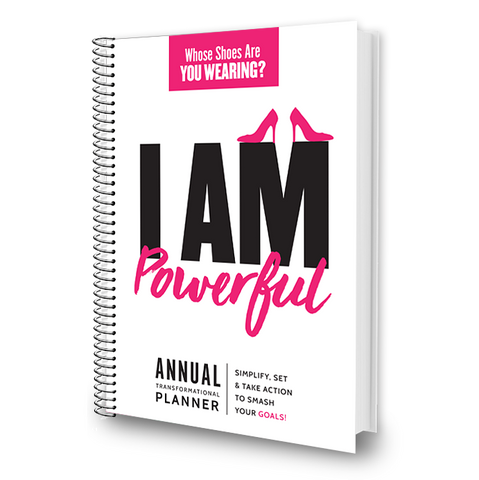 Annual Transformational Planner (UNDATED) + PDF Download