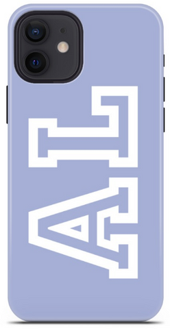 Sporty Phone Case - Powder Blue