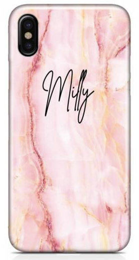 Angel Marble Phone Case
