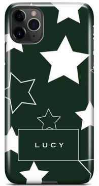 Forest Green Stella Phone Case