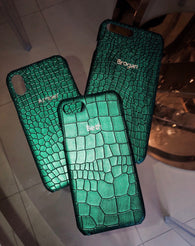 Mermaid Leather Phone Cover