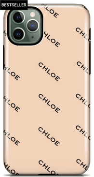 Say My Name Nude Phone Case