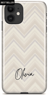 Dove Grey Phone Case