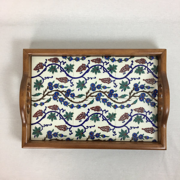 Large Decorative Tray