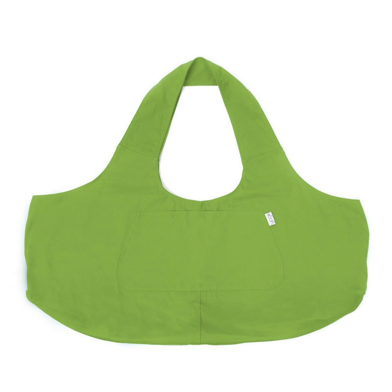 YogiiiTotePRO (Electric Green)