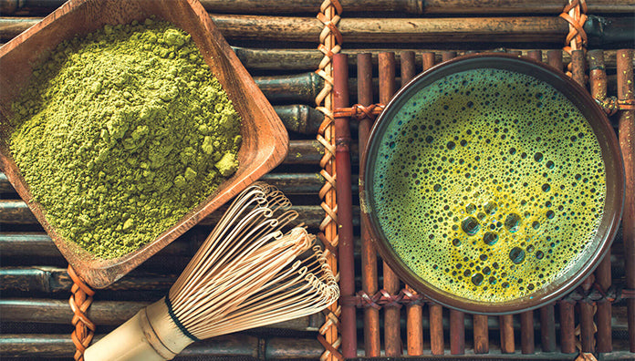 Improve Mind, Body, and Soul with Matcha