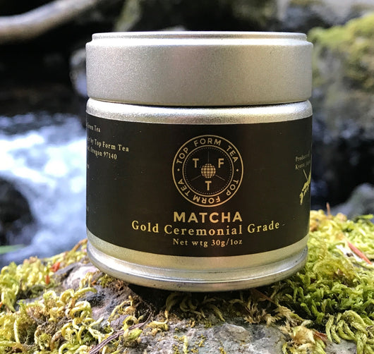 Top Form Tea Ultra Premium Matcha