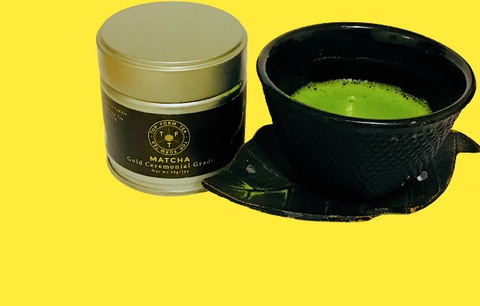 Top Form Tea Ultra-Premium Organic Matcha