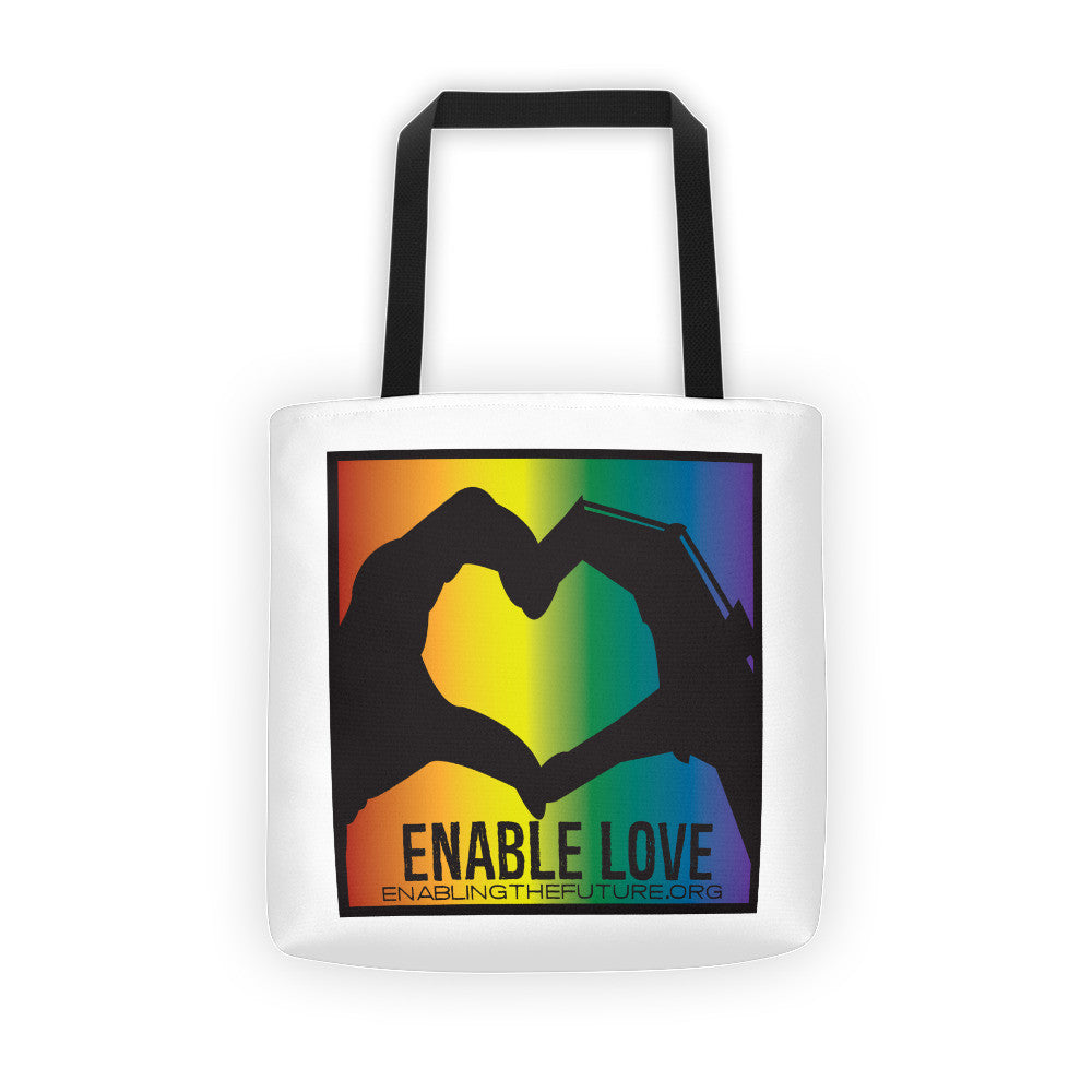 ENABLE LOVE TOTE