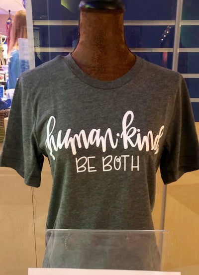 How to get me Humankind tee
