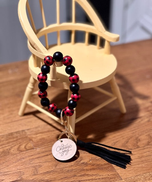 """CHOOSE JOY"" WOOD BOX SIGN"