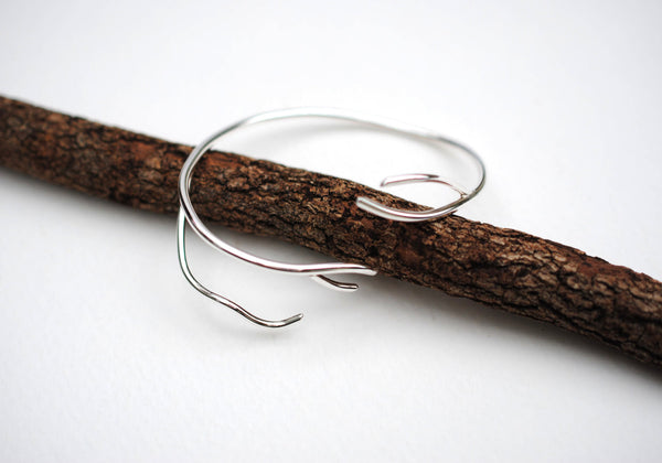 Asymetrical Roots Bracelet