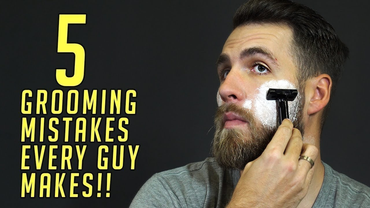 BEARD GROOMING MISTAKES THAT YOU MUST STOP MAKING