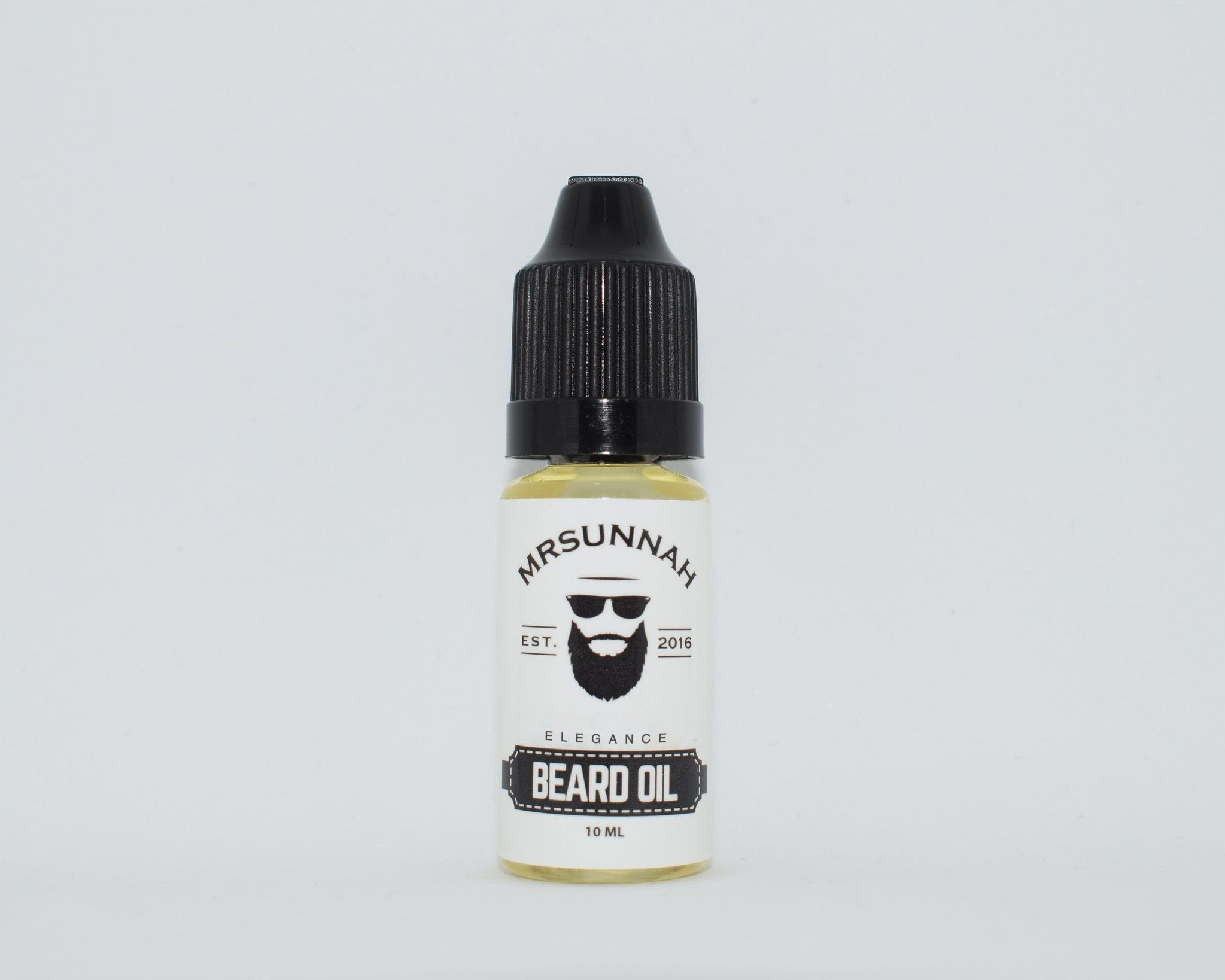 Elegance Beard Oil  (10ml) - Mrsunnah Grooming Co