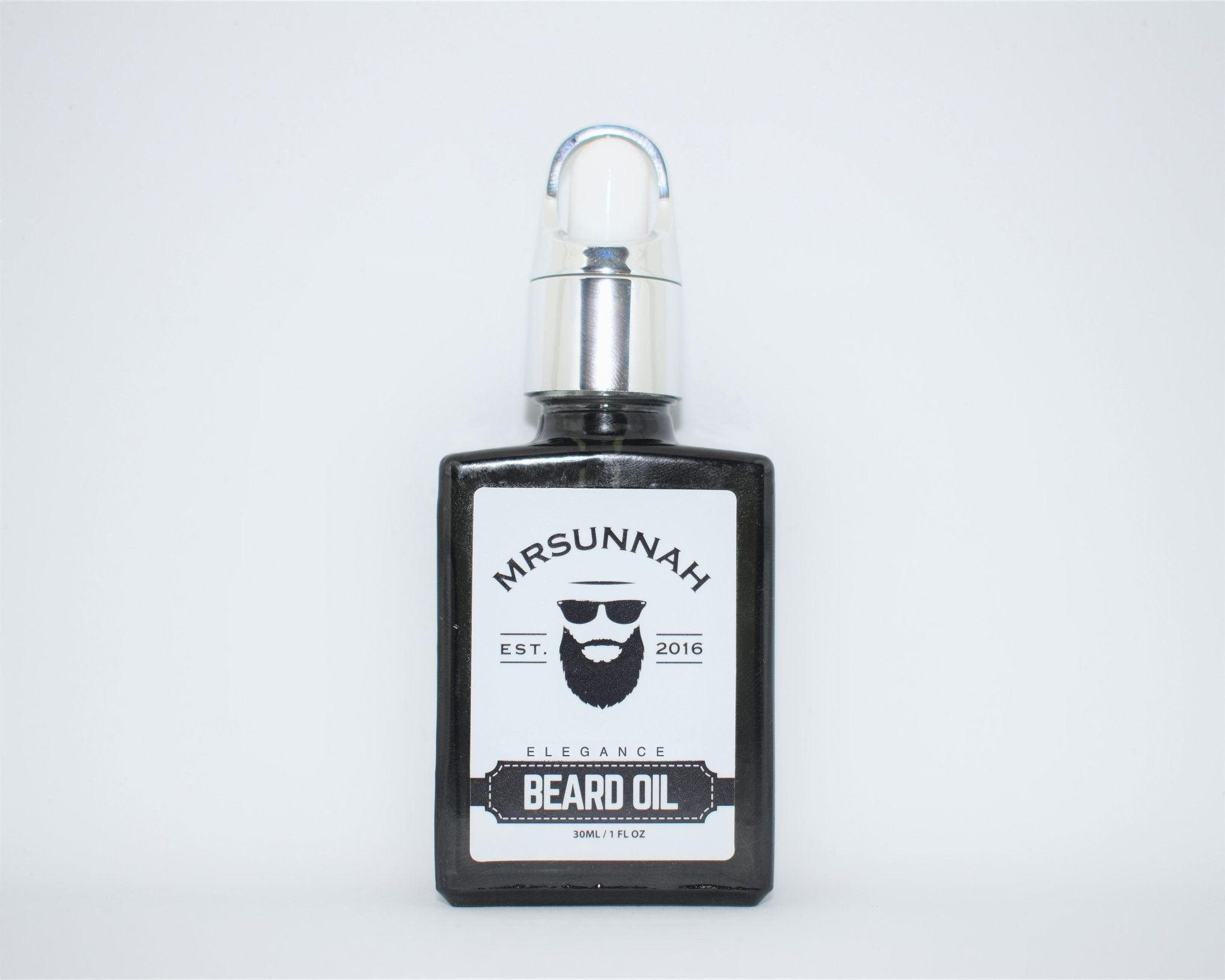 Elegance Beard Oil  (30ml) - Mrsunnah Grooming Co
