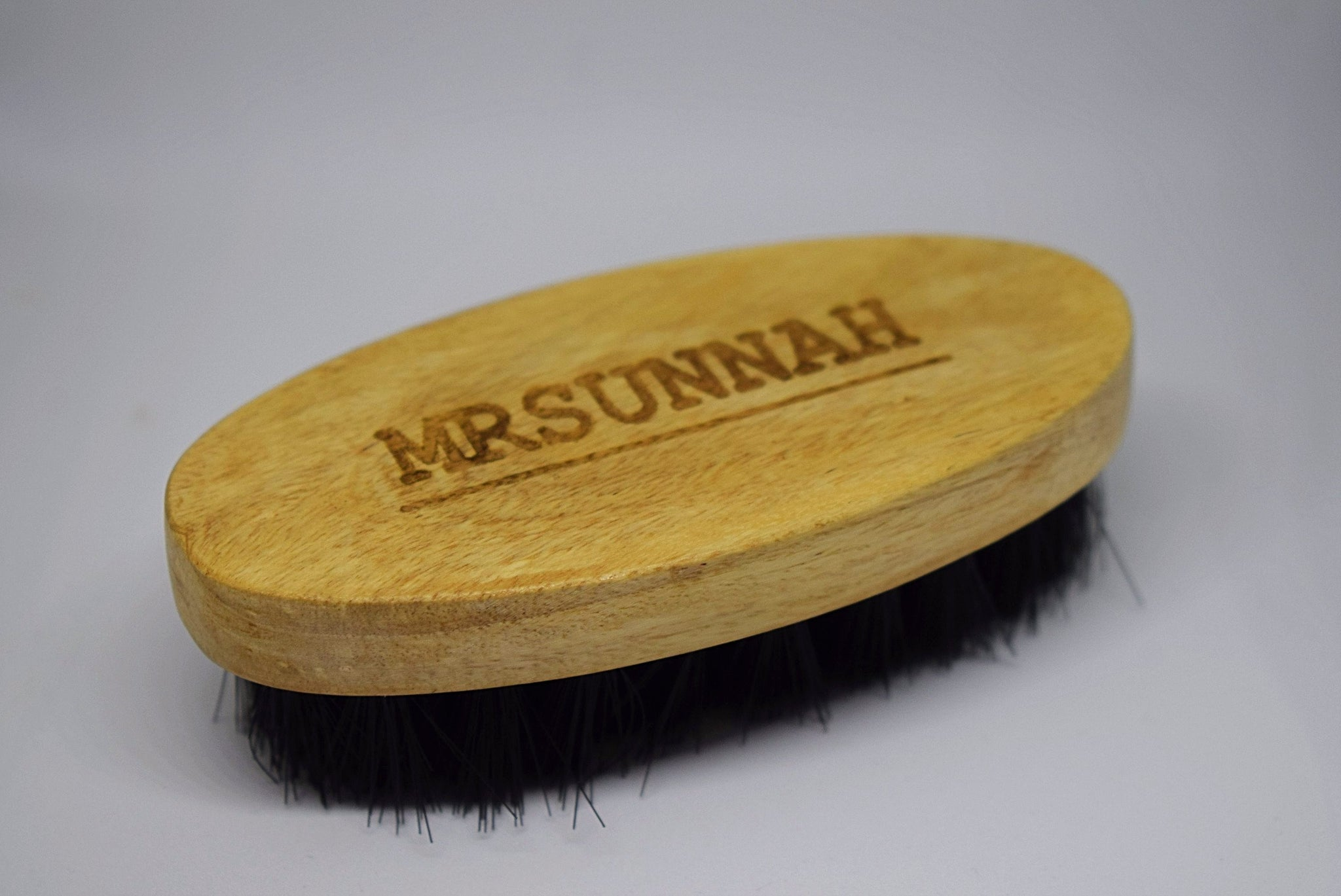 Mrsunnah Beard Brush - Mrsunnah Grooming Co