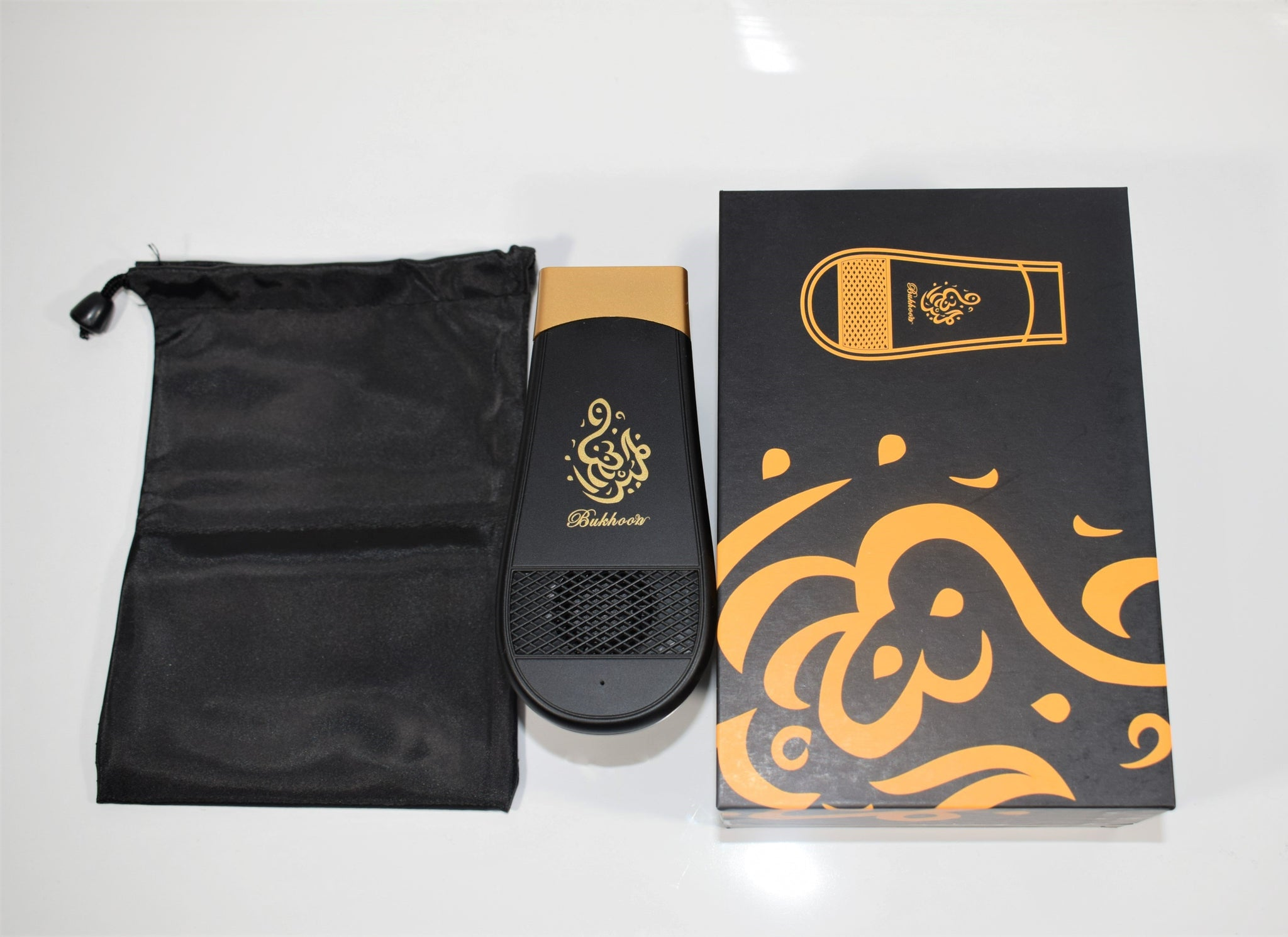 Luxury Portable Modern Day Bakhoor Burner Gift Set - Mrsunnah Grooming Co