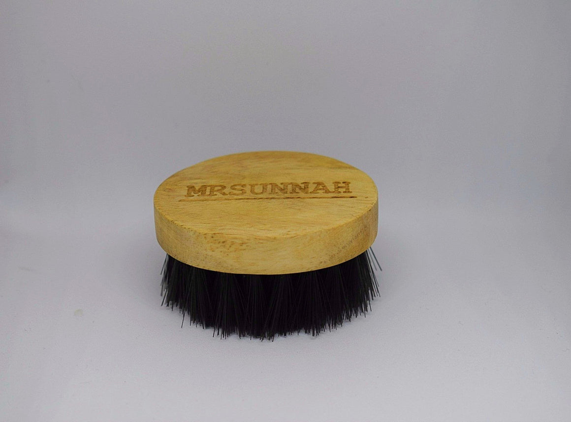 Mrsunnah Rounded Bread Brush - Mrsunnah Grooming Co