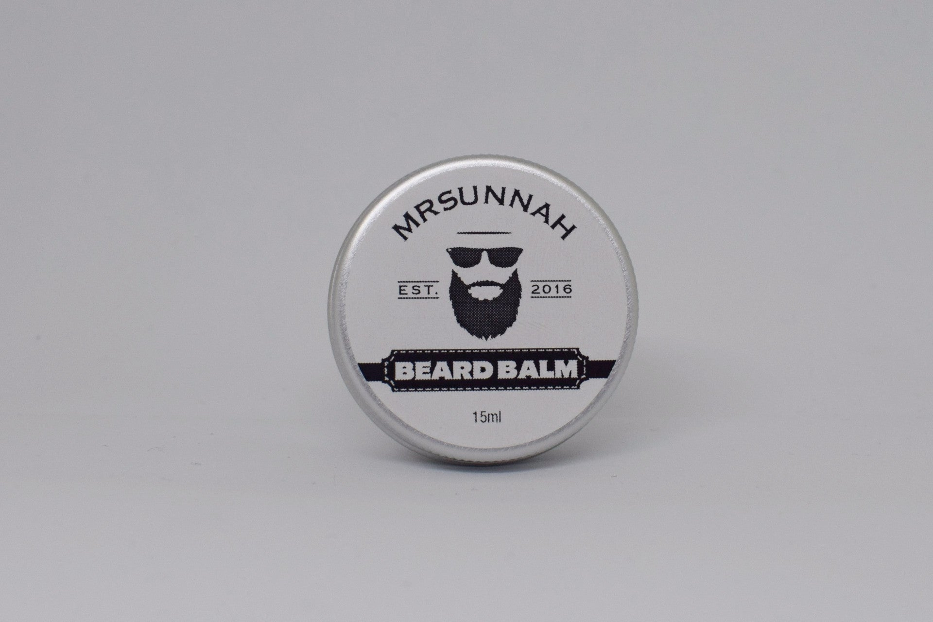 Beard Balm - Mrsunnah Grooming Co