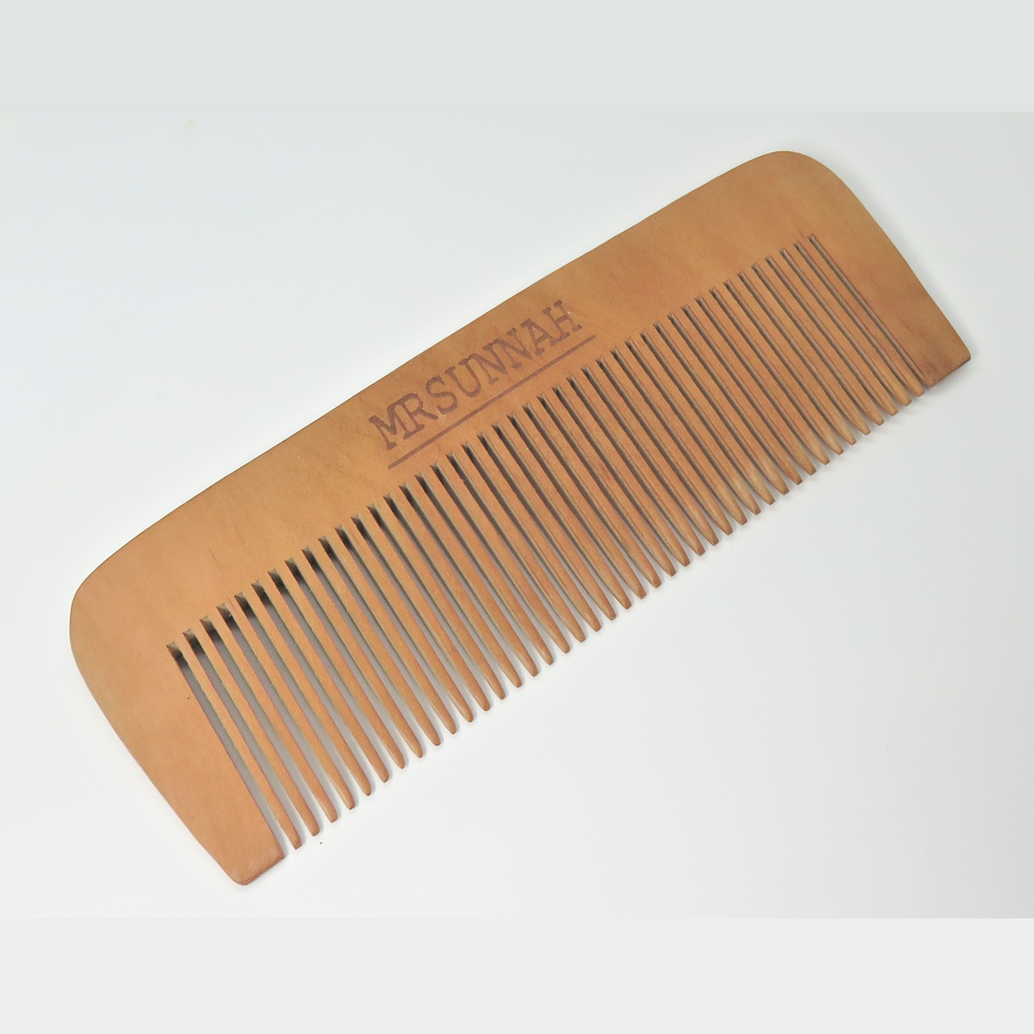 Long Beard Comb - Mrsunnah Grooming Co