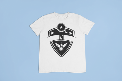 "T-SHIRT ROUND NECK SS ""ANCHOR"""
