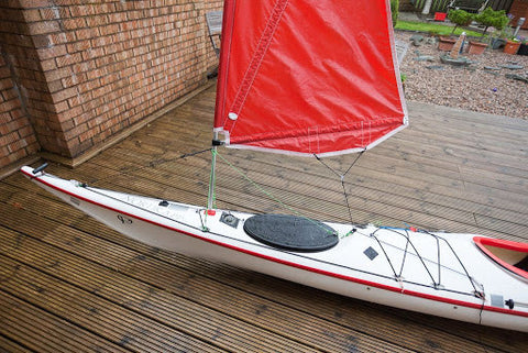 Gallery, Instructions – flatearthkayaksails