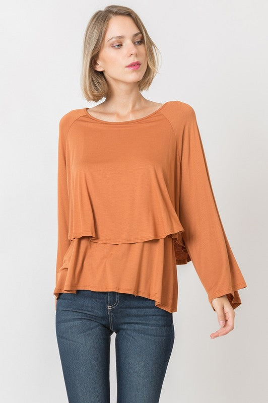 "The ""Peach-y Keen"" Top"