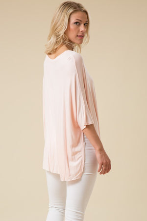 The Dusty Rose Tee